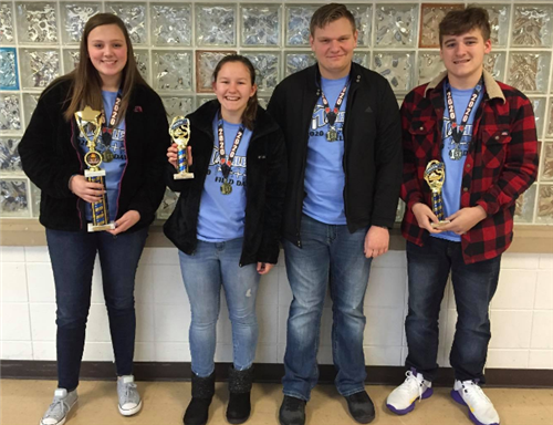 MCHS Dominates County Math Field Day