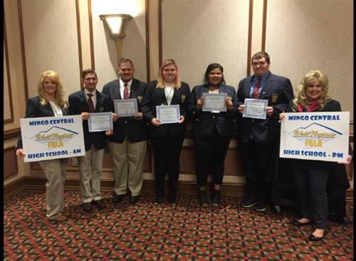 MCHS WINS AT FBLA STATE CONFERENCE