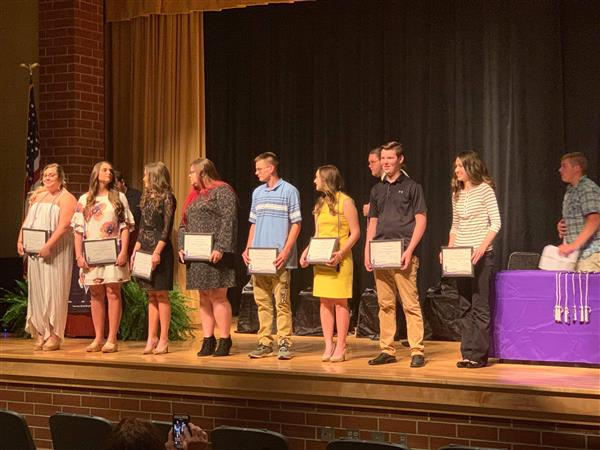 National Technical Honors Society Induction 2019