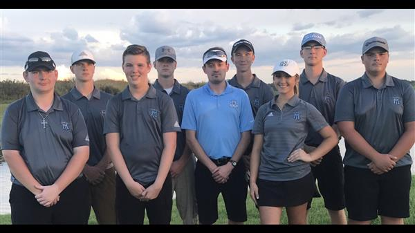 Mingo Central Miners golf team defeats Belfry Pirates