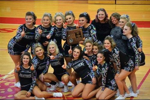 TVHS Cheer 2018 Sectional Champs